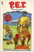 P.E.T. Pierre Elliott Trudeau and his Unearthly Adventures TPB (1983 Avon) An Illustrated History of Trudeaumania 1-1ST
