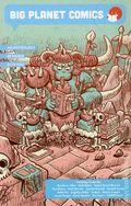 Big Planet Blue GN (2016 Retrofit Comics/Big Planet Comics) 1-1ST
