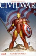 Civil War Marvel Universe TPB (2016 A Marvel Comics Event) 2nd Edition 1-1ST