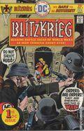 Blitzkrieg (1976) Mark Jewelers 1MJ