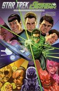 Star Trek/Green Lantern The Spectrum War TPB (2016 IDW/DC) 1-1ST