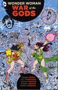 Wonder Woman War of the Gods TPB (2016 DC) 1-1ST