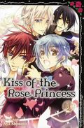 Kiss of the Rose Princess GN (2014 Viz Digest) 9-1ST