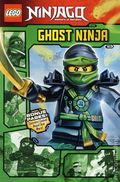 LEGO Ninjago Ghost Ninja GN (2016 Little Brown and Company) 1-1ST