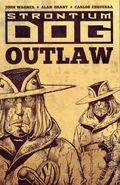 Strontium Dog Outlaw TPB (2016 Rebellion/2000 AD Digest) 1-1ST