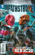 Deathstroke (2014 DC 2nd Series) 16A