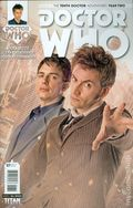 Doctor Who The Tenth Doctor (2015) Year Two 7B