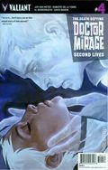 Doctor Mirage Second Lives (2015 Valiant) 4A