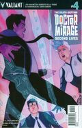 Doctor Mirage Second Lives (2015 Valiant) 4B
