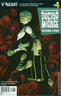 Doctor Mirage Second Lives (2015 Valiant) 4C