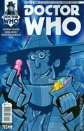 Doctor Who the Fourth Doctor (2016) 1E