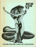 New Con Convention Program SC (1972) 1972