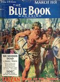 Blue Book (1905-1956 Story-Press/Consolidated/McCall) Pulp Mar 1931