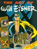 Art of Will Eisner SC (1989 Kitchen Sink 2nd Edition) 1-1ST