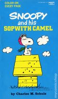 Snoopy and His Sopwith Camel PB (1971 Fawcett Crest) 1-REP