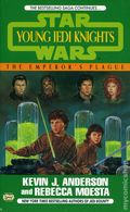 Star Wars Young Jedi Knights The Emperor's Plague PB (1998 Boulevard Novel) 1-REP