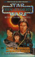 Star Wars Young Jedi Knights Return to Ord Mantell PB (1998 Boulevard Novel) 1-REP