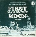 First Man on the Moon (1969 MGM Records) Apollo 11 PX-101