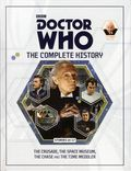 Doctor Who The Complete History HC (2015- Hachette) 5-1ST