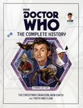 Doctor Who The Complete History HC (2015- Hachette) 51-1ST