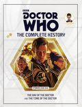Doctor Who The Complete History HC (2015- Hachette) 75-1ST