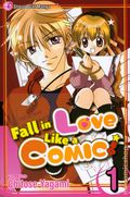 Fall in Love Like a Comic GN (2007 Viz) 1-REP
