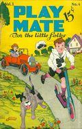 Children's Playmate Magazine (1929 A.R. Mueller) Vol. 1 #4