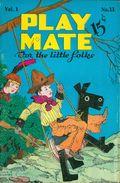 Children's Playmate Magazine (1929 A.R. Mueller) Vol. 1 #11