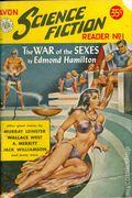 Avon Science Fiction Reader (1951-1952 Avon Book Company) 1