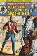 Western Gunfighters (1970 Marvel) Mark Jewelers 20MJ