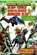 Western Gunfighters (1970 Marvel) Mark Jewelers 26MJ