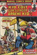 Western Gunfighters (1970 Marvel) Mark Jewelers 27MJ
