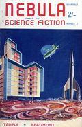 Nebula Science Fiction (1952-1959 Crownpoint) UK Edition 3