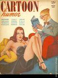 Cartoon Humor (1939 Collegian) Vol. 11 #1