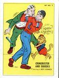 Daredevil Comics Card Set (1951 Lev Gleason 2nd Edition) 2-CRIMEBUSTERB
