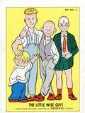 Daredevil Comics Card Set (1951 Lev Gleason 2nd Edition) 2-WISEGUYSB