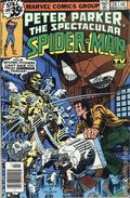 Spectacular Spider-Man (1976 1st Series) Mark Jewelers 28MJ