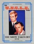 Classic Files Magazine Spotlight on the UNCLE Files SC (1986 Psi Fi Movie Press) 3-1ST