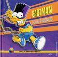 Bartman The Hero's Handbook HC (2016 Insight Editions) The Vault of Simpsonology Series 1-1ST