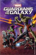 Marvel Universe Guardians of the Galaxy TPB (2016 Digest) 1-1ST
