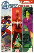 A-Force Presents TPB (2015 Marvel NOW) 4-1ST