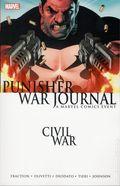 Civil War Punisher War Journal TPB (2016 Marvel) 2nd Edition 1-1ST