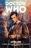 Doctor Who TPB (2016-2017 Titan Comics) Eleventh Doctor Comic Strip Collection 1A-1ST