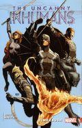 Uncanny Inhumans TPB (2015-2017 Marvel) 1-1ST