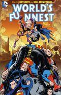World's Funnest TPB (2016 DC) Starring Bat-Mite and Mr. Mxyzptlk 1-1ST