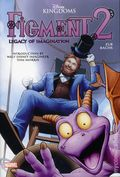 Figment 2: Legacy of Imagination HC (2016 Marvel) Disney Kingdoms 1-1ST