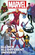 All New All Different Marvel Universe (2016) 1