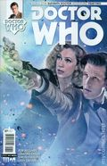 Doctor Who The Eleventh Doctor Year Two (2015) 7B