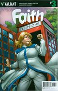 Faith (2016 Valiant 1st Series) 3B