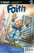 Faith (2016 Valiant 1st Series) 3C
